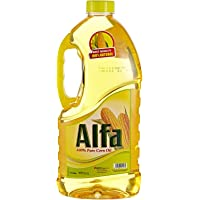 Alfa Corn Oil - 1.8 Liter