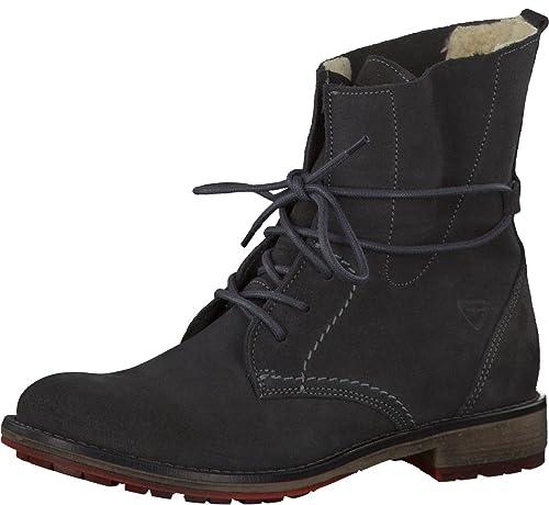 Tamaris Damenschuhe 1-1-26791-29 Damen Stiefel, Boots, Damen Stiefeletten, Herbstschuhe & Winterschuhe für modebewusste Frau