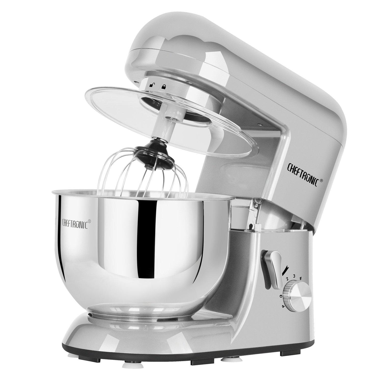 cheftronic stand mixers sm 986 120v 650w 5 5qt bowl 6