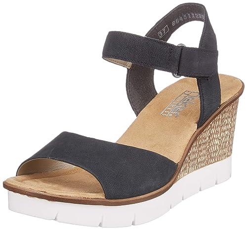 RIEKER ANTISTRESS SOMMER Schuhe Comfort Sandalette Gr.42,5