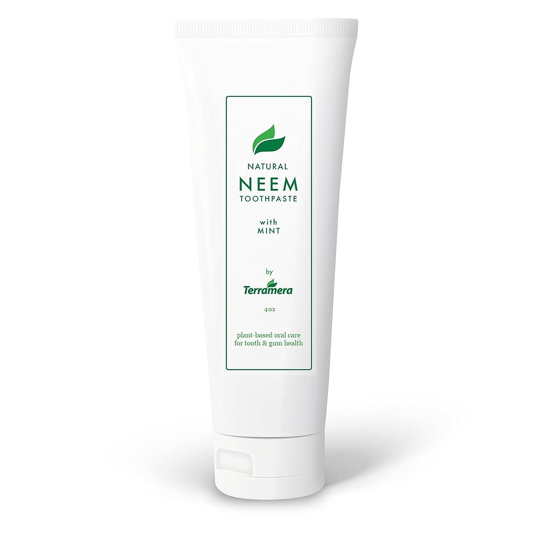 Terramera Mint Neem Toothpaste (4 Oz)