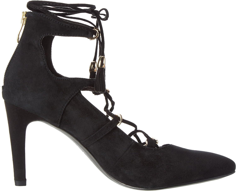 Tamaris 24402, Escarpins Femme Noir Black 001