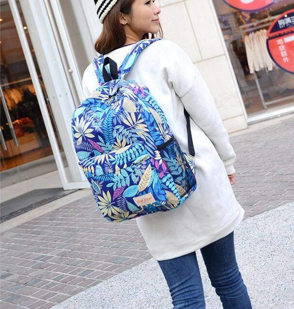 Classic Design Solid Color Cotton Fabric Women Backpack Fashion Girls Leisure Bag School Student Bag Book Bag@Light/_Grey/_30x10x39cm