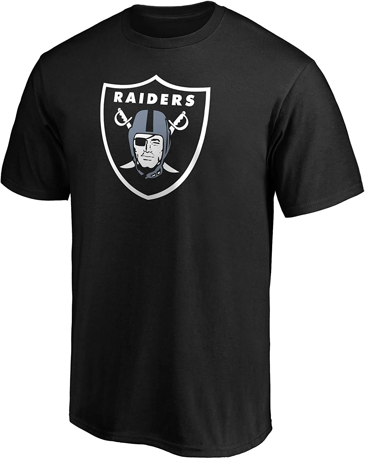NFL Boys Youth 8-20 Team Color Official Primary Logo T-Shirt