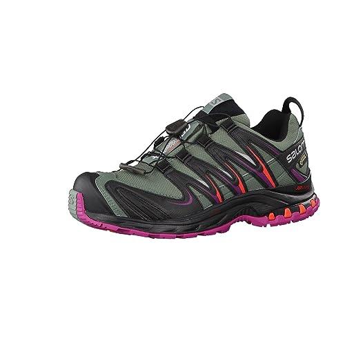 11aca1b3dc40 Salomon Women s L39071500 Trail Running Shoes