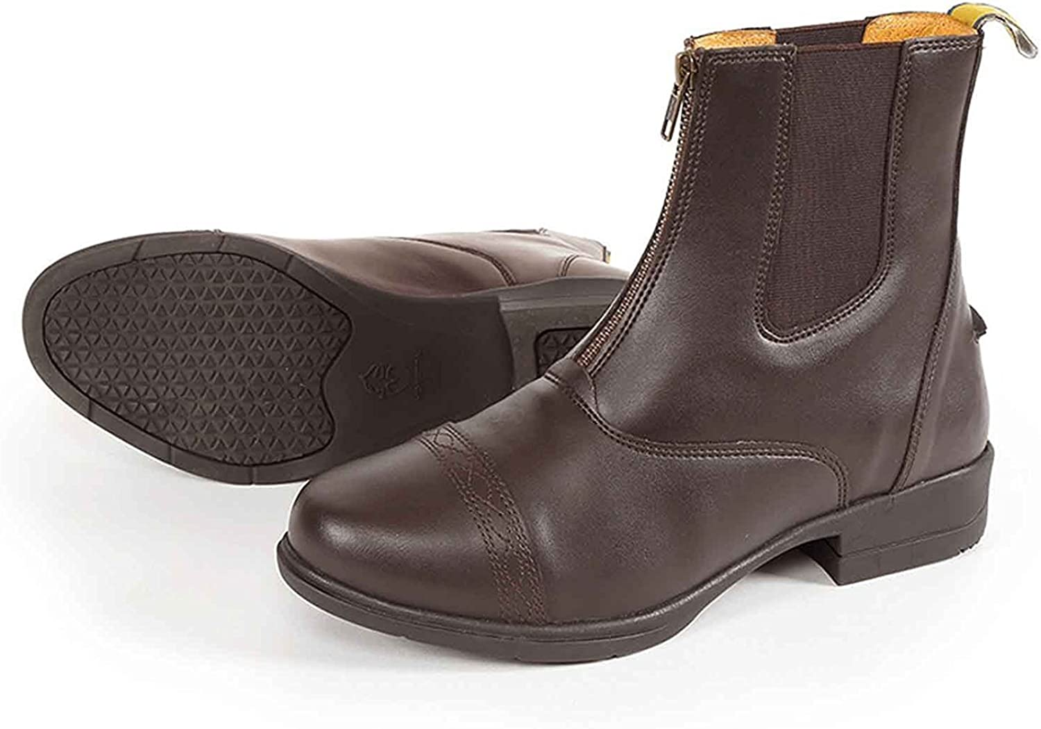 Brown Shires Moretta Childrens//Adults Clio Paddock Boots