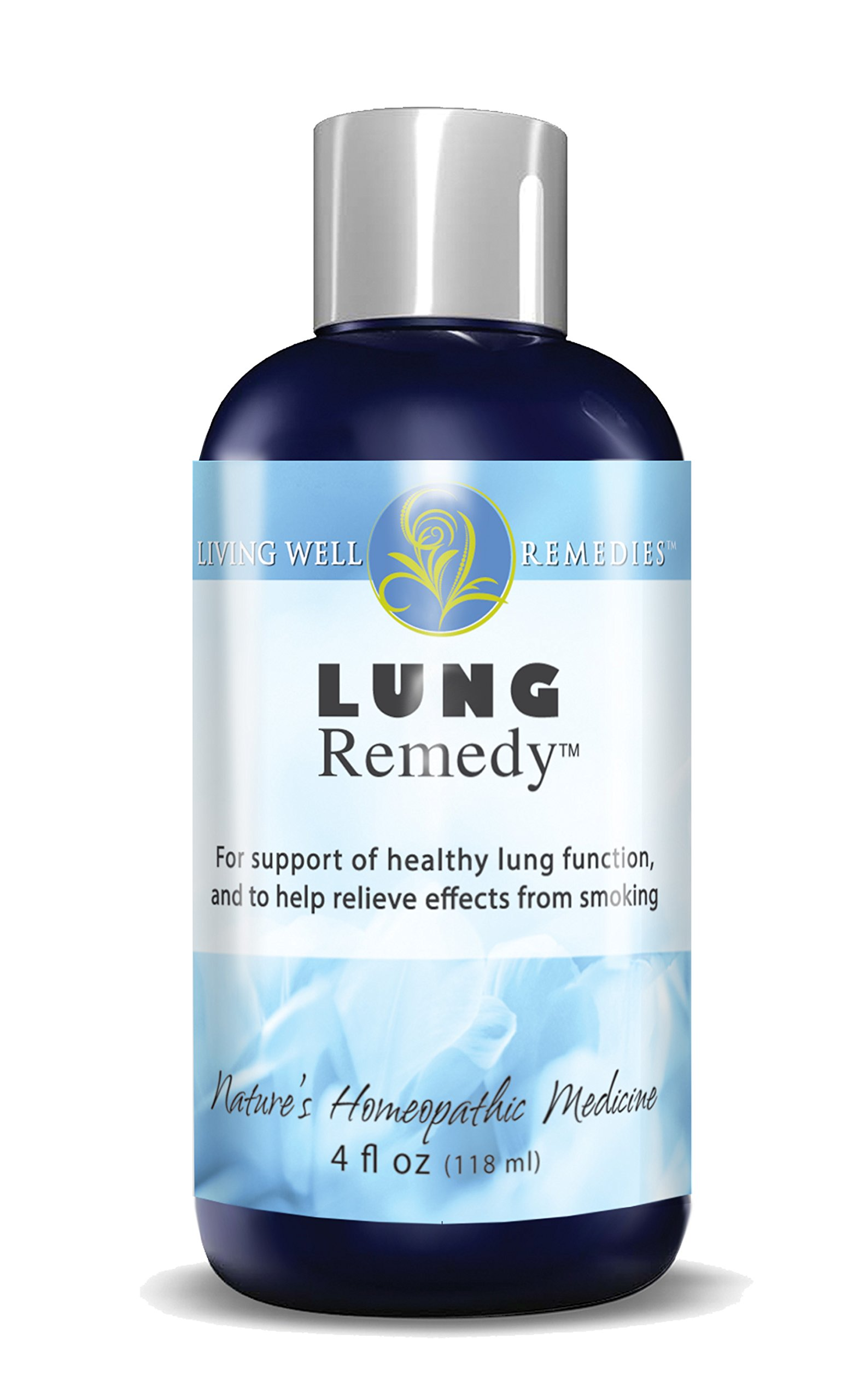Lung Remedy System- Lung Support for Cigarrette Smokers