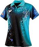 バタフライ(Butterfly) 卓球 ゲームシャツ レディース リリベル・シャツ