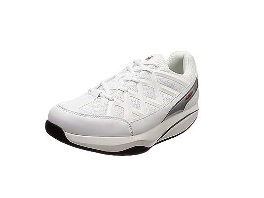106d5eae423b47 MBT Herren Sport 3 M Sneaker Schwarz  Amazon.de  Schuhe   Handtaschen