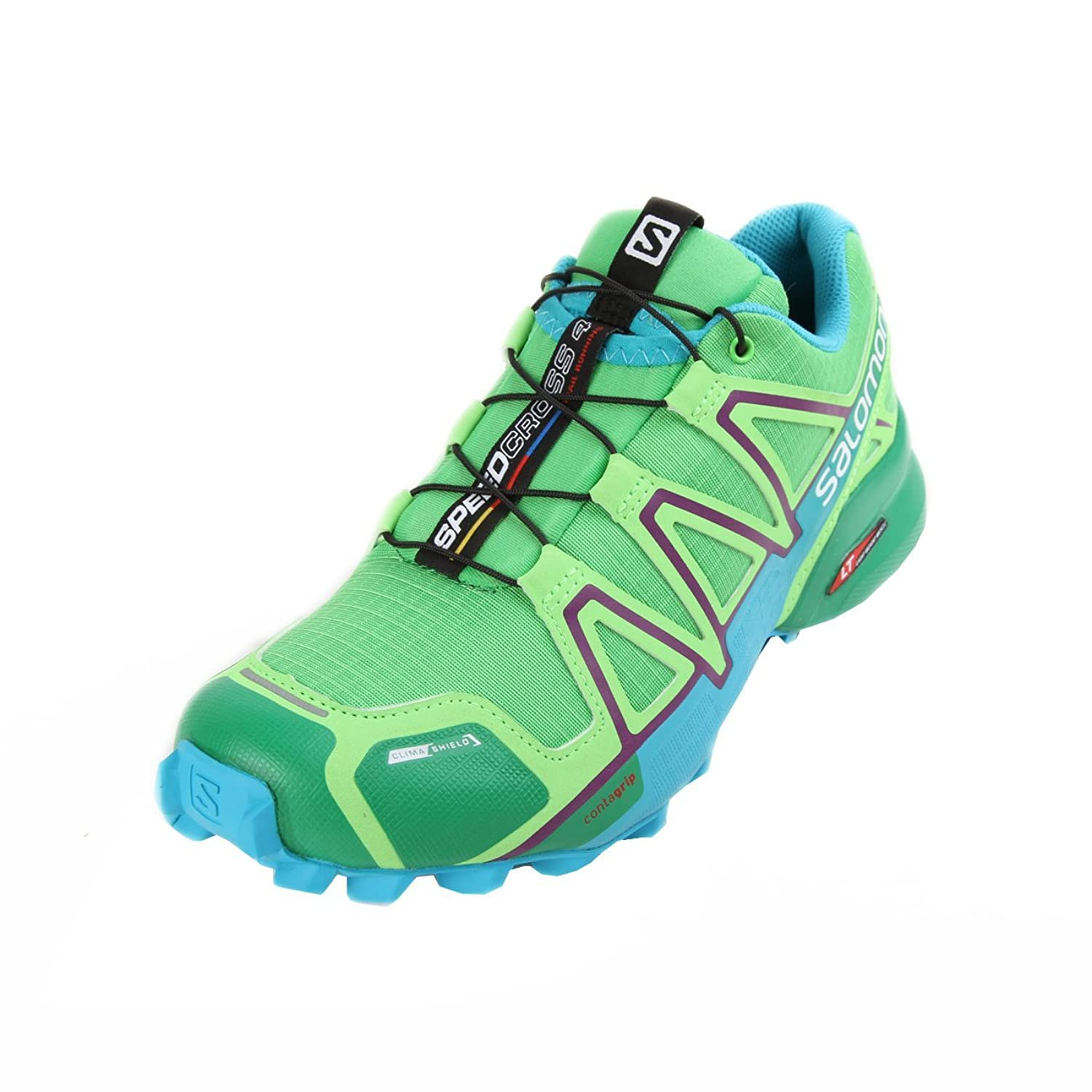 Salomon Speedcross 3 GTX Trail Running Shoe Womens — CampSaver