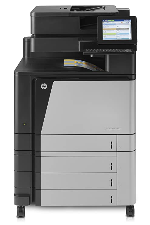 HP Color Laserjet Enterprice Flow M880Z - Impresora ...