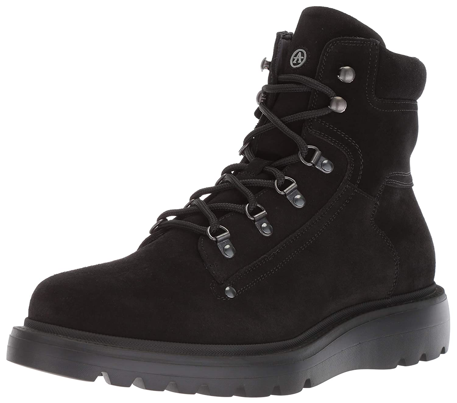 Image of Aquatalia Men's Christopher Suede Hiking Boot Hiking Boots