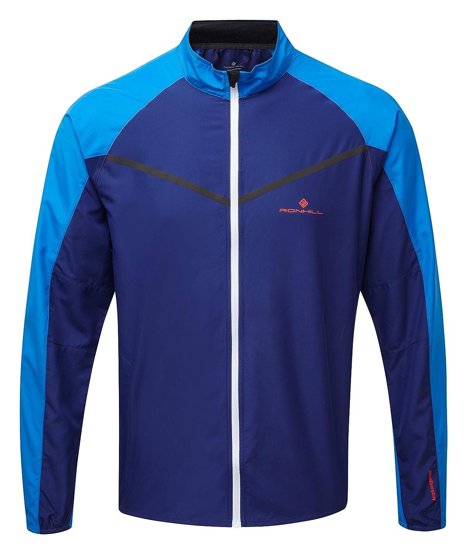 Mid Blau Elec Blau M Ronhill Stride Windspeed Jacket