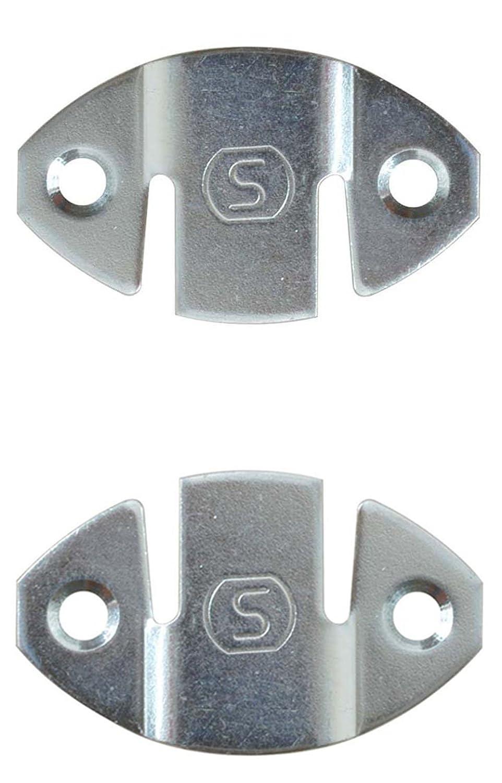 1 Satz M/öbelverbinder Bettverbinder Couchverbinder Metallverbinder verbinder