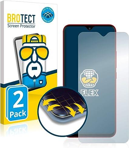 BROTECT Protector Pantalla Completa Compatible con Umidigi F1 / F1 ...