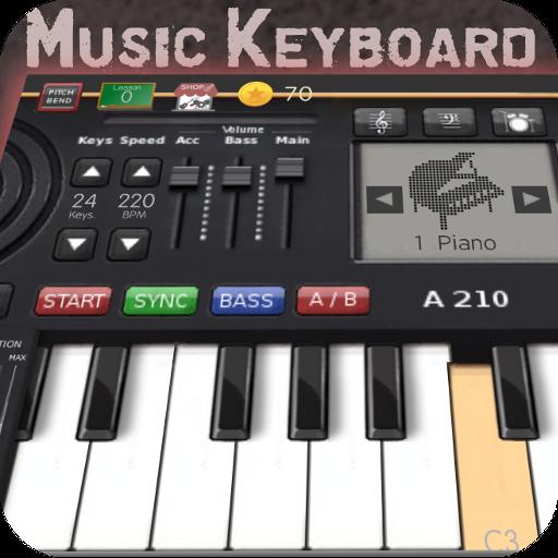 Palmsoft Music Keyboard product image
