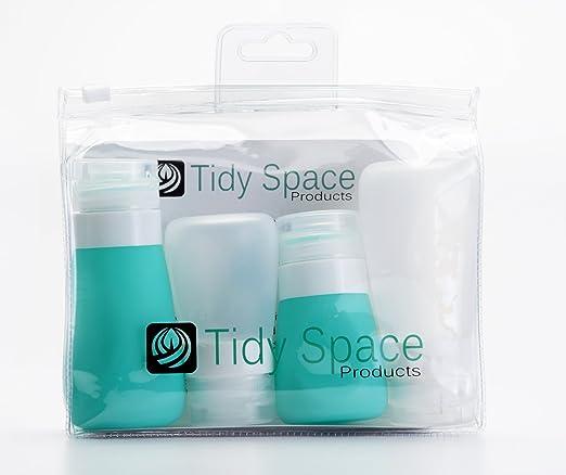 Amazon.com: Tidy Espacio Productos a prueba de fugas ...