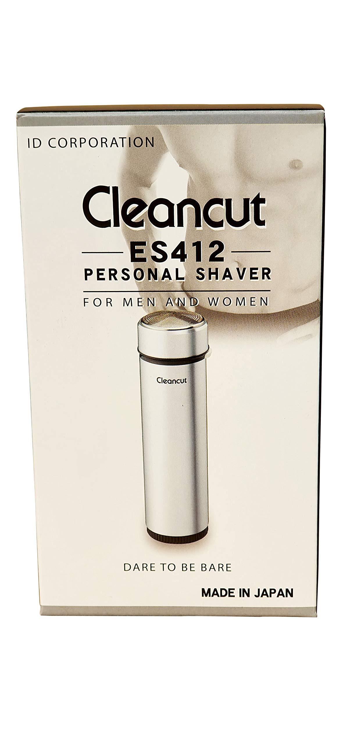 Japanese Cleancut ES412 Intimate Area Shaver for Women & Men