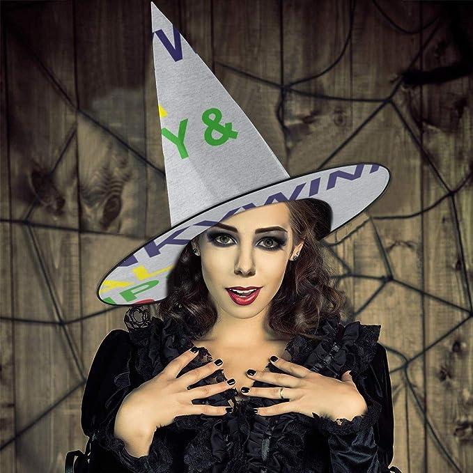 NUJSHF Teletubbies Lista de Personajes Sombrero de Bruja Halloween ...