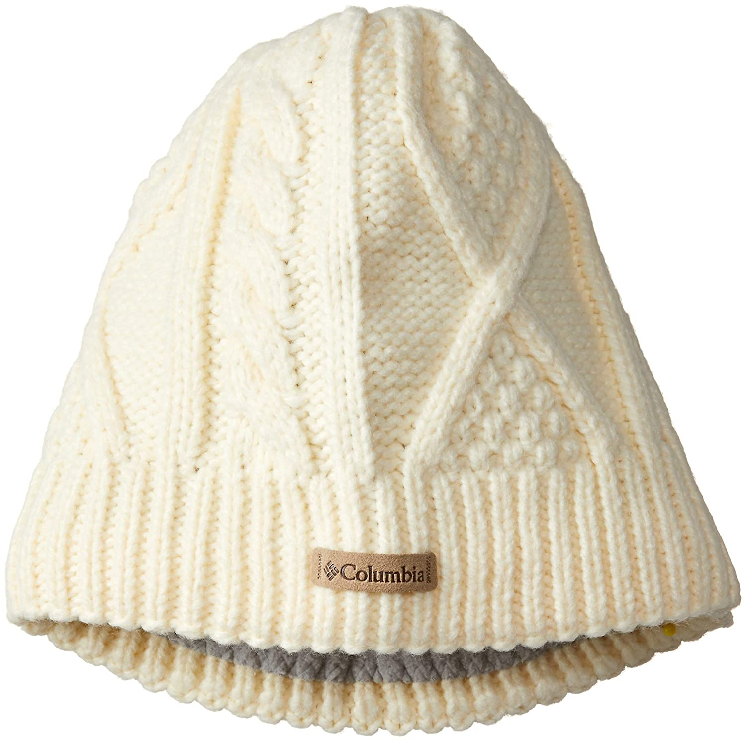 dc83906473dbc Columbia s Women s Cabled Cutie Beanie at Amazon Women s Clothing store