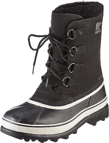 botas nieve hombre en amazon