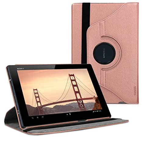 kwmobile Sony Xperia Tablet Z Hülle - 360° Tablet Schutzhülle Cover Case für Sony Xperia Tablet Z