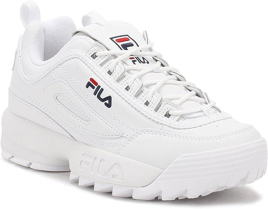 Fila Disruptor II 2 Mujer Low Zapatillas Running Zapatos ...