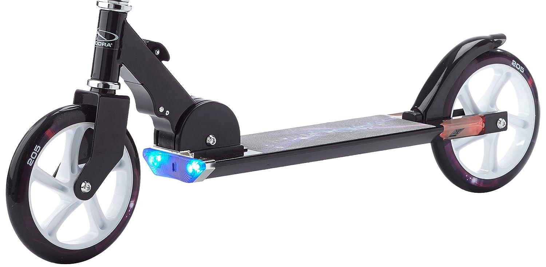 Hudora 14 599 - L205 scooter con la luz