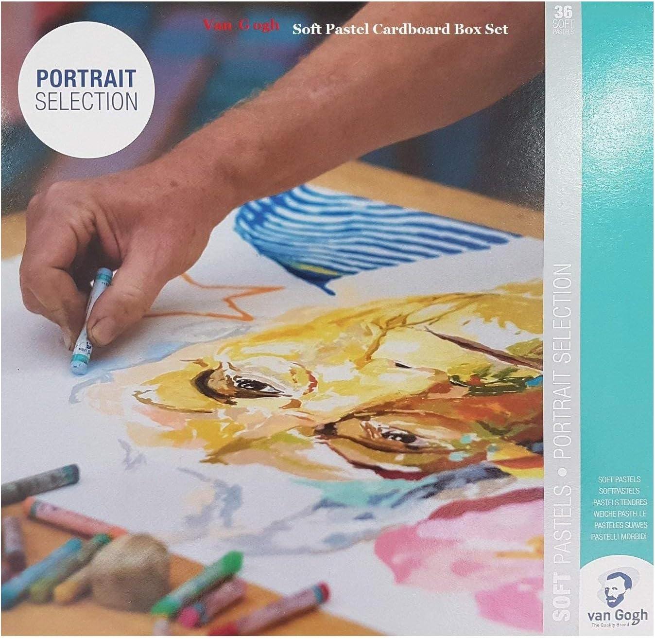 Van Gogh Soft Pastel 36 Color Set: Amazon.es: Juguetes y juegos