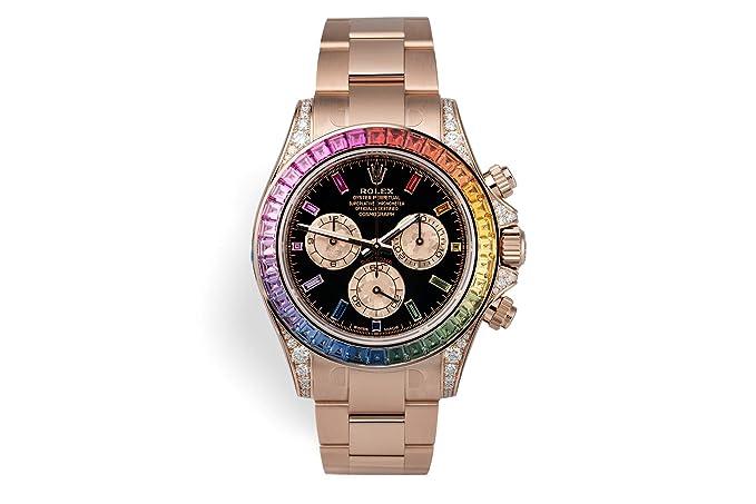 85600e5806c Buy Rolex Daytona Rainbow Gelbgold 116598RBOW Men s Watch Online at ...