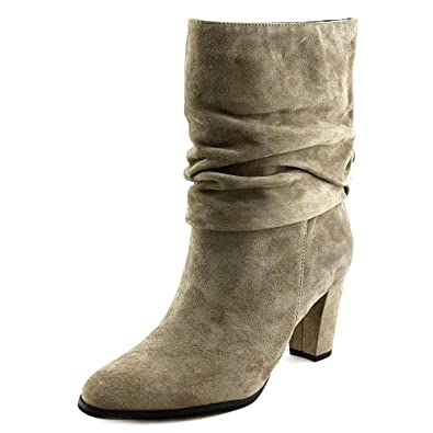 Jalli Women US 10 Brown Mid Calf Boot