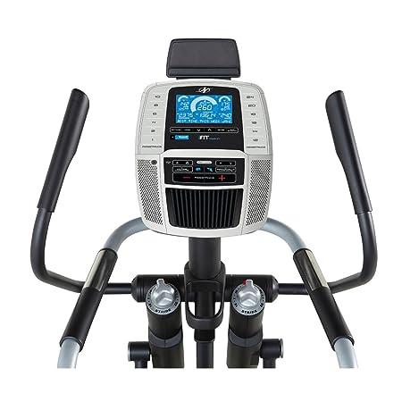 Nordic Track NORDICTRACK Act Commercial Bicicleta elíptica Unisex, Negro: Amazon.es: Deportes y aire libre