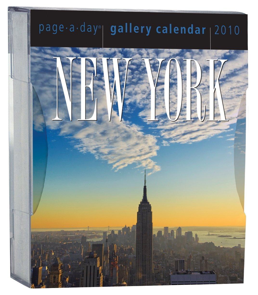 New York Gallery Calendar 2010 Text fb2 ebook