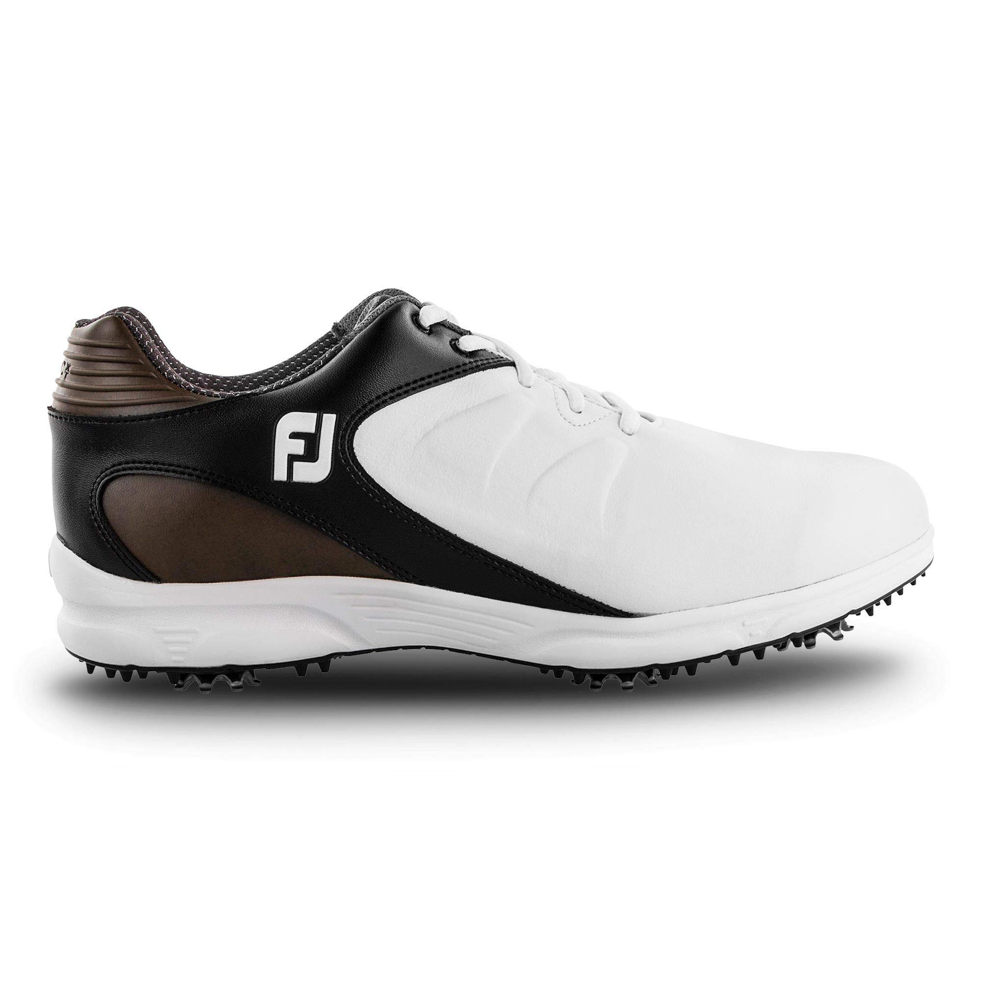 FootJoy Men's ARC XT Golf Shoes, White, 9.5 W by FootJoy