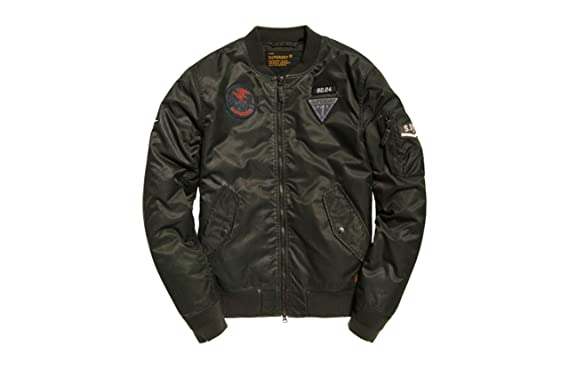 Edition Veste Vêtements Bomber Flight Limited Superdry qwY4xYUOER