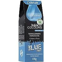 Tonalizante Hidratante Banho de Brilho Blue Sky, C.Kamura, 100 Ml