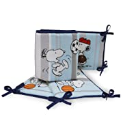 Bedtime Originals Snoopy Sports Bumper