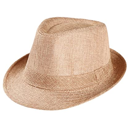 ff3eea1c04b12 Amazon.com  Hongxin Sun Straw Hat