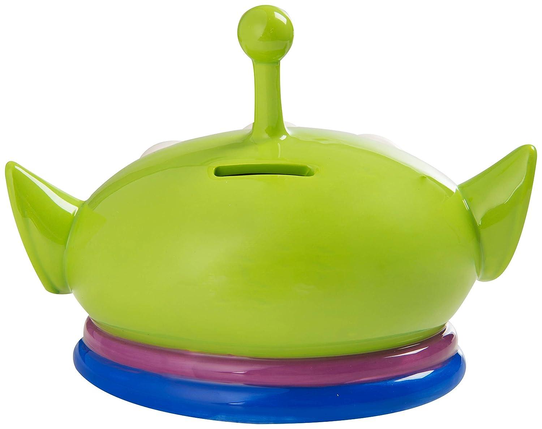 cer/ámica Sambro Hucha dise/ño de Alien de Toy Story