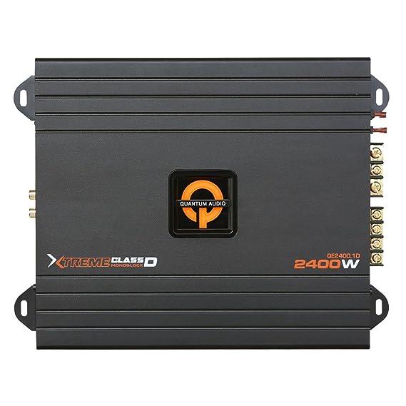 Quantum QE2400.1D Monoblock Amplifier 2400W