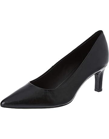Geox d annya spuntato c amazon shoes neri primavera