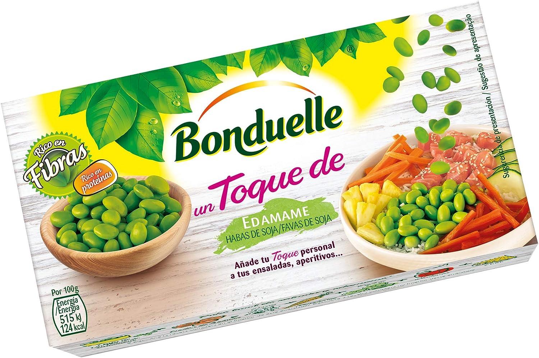 BONDUELLE edamame pack 2 latas x 80 gr: Amazon.es ...