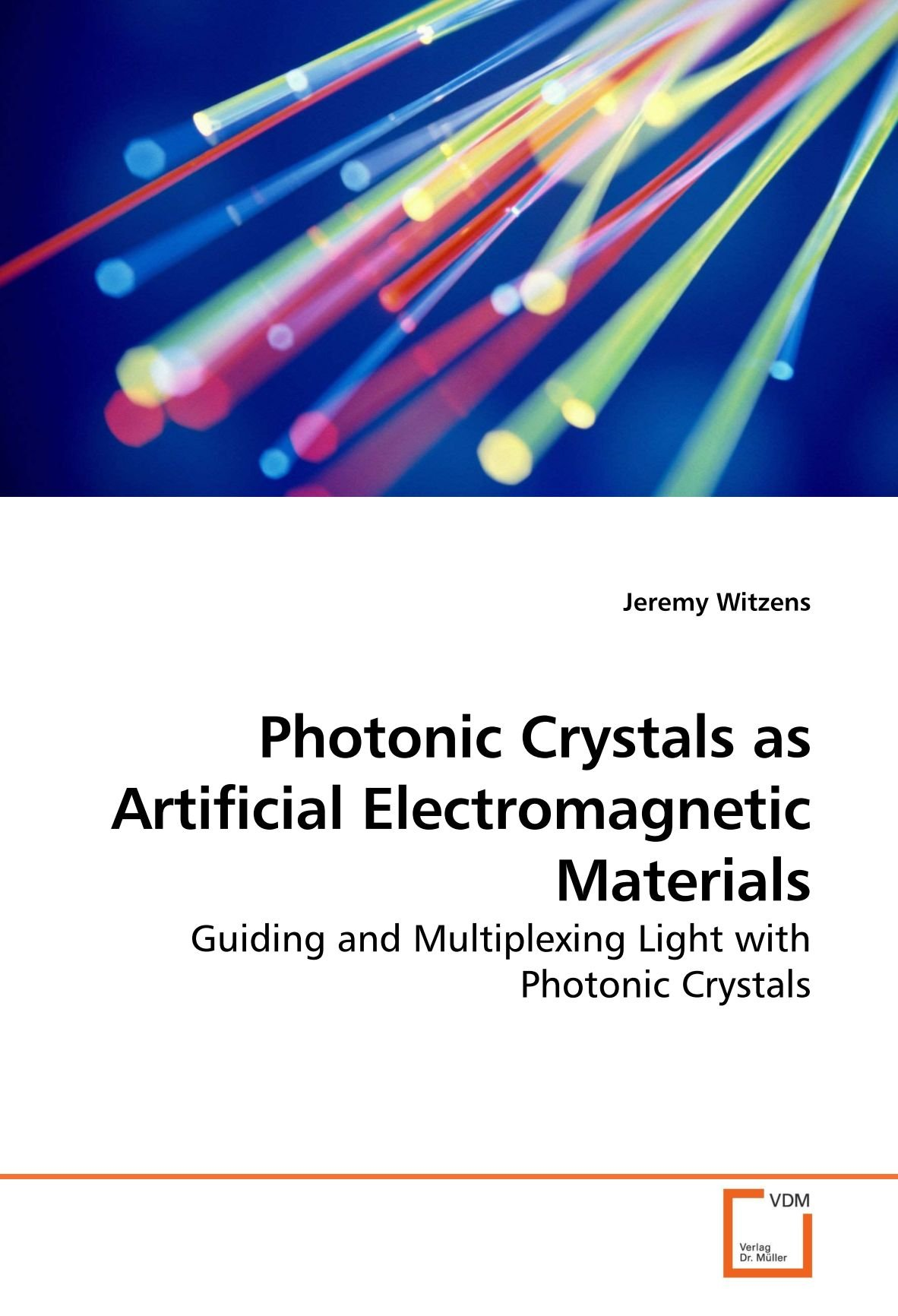 Read Online Photonic Crystals as Artificial Electromagnetic Materials: Guiding and Multiplexing Light with Photonic Crystals pdf epub