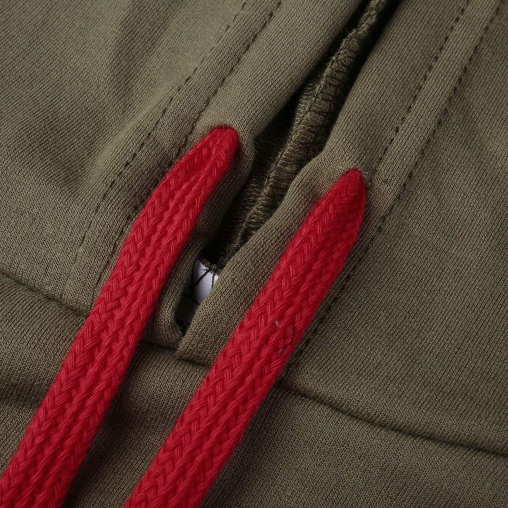 Pants Sets Suit Tracksuit Pervobs Mens Autumn Winter Patchwork Hoodie Sweatshirt