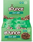 Bounce Mint Protein Energy Ball 42g (Pack of 12)