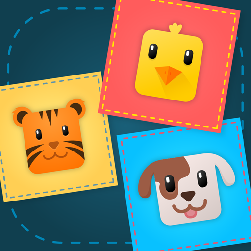 Animal Memory Game: Match the cards puzzle - popular learn games for free ( no wifi ) 2018 ()