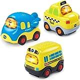 VTech Go! Go! Smart Wheels Little Commuter Vehicles 3-Pack