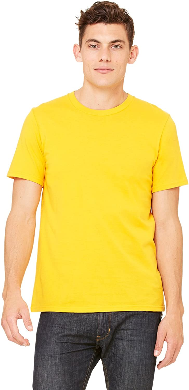 Bella Jersey Short-Sleeve T-Shirt (3001C)