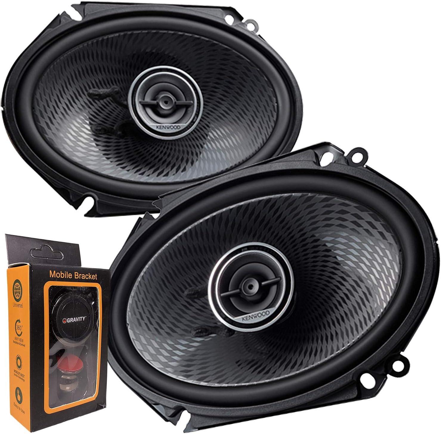 Kenwood 6x8 Car Audio Speakers}