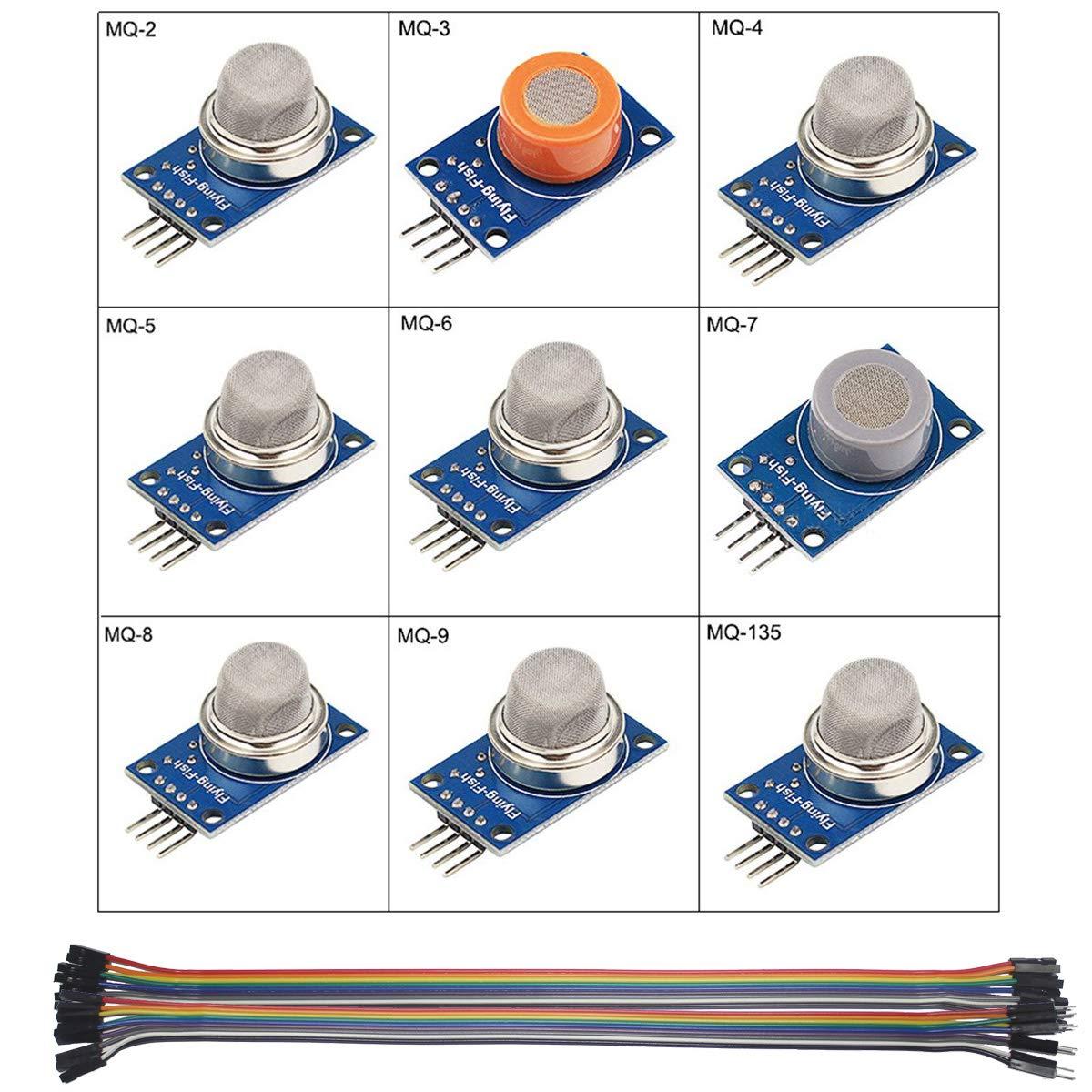 Youmile Arduino Kit Smoke Detection